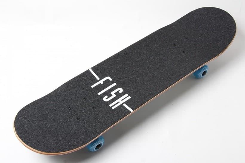 готовый скейтборд